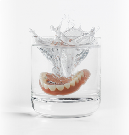Alternative to Dentures